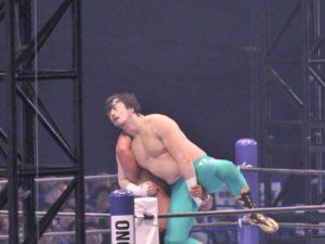 2020年1月5日新日本プロレス東京ドーム
