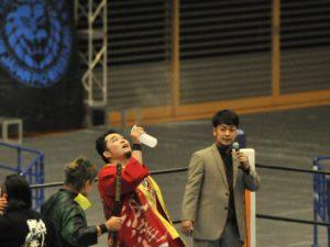 新日本プロレス所沢大会