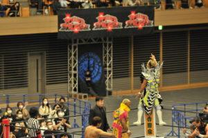 新日本プロレス 所沢大会