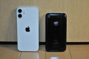 iphone12mini iphone3GS