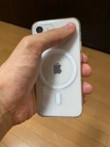 iphone12 mini 持ちやすさ
