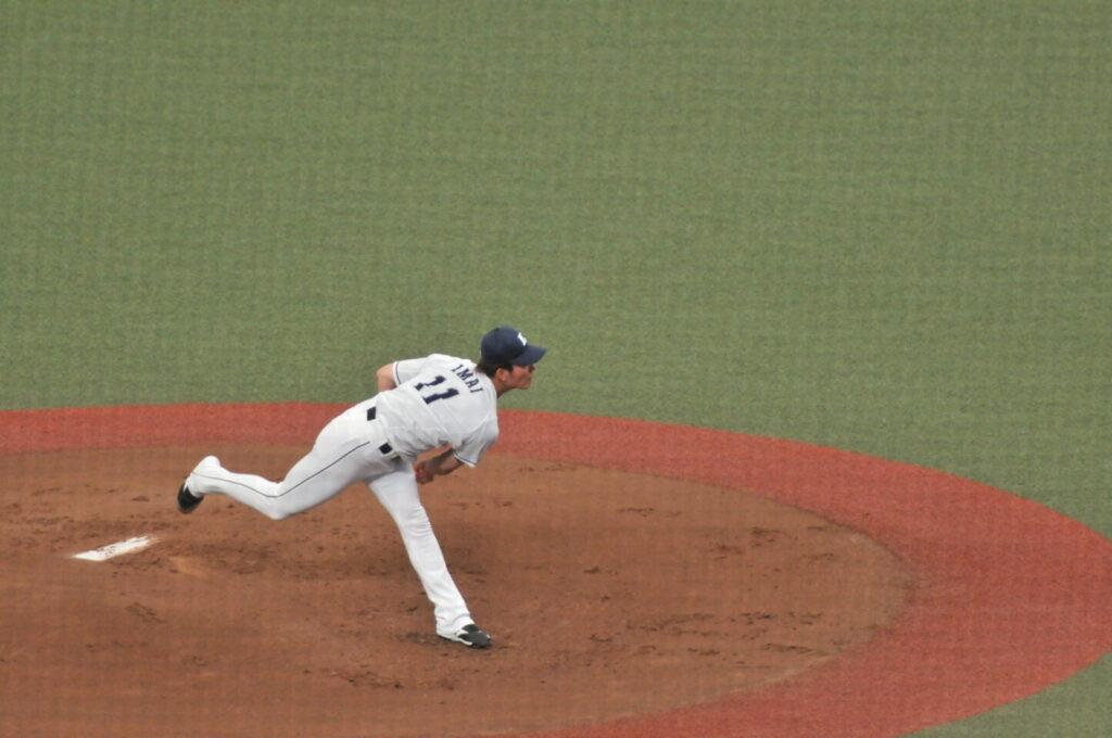 21年6月12日西武ライオンズ 今井投手